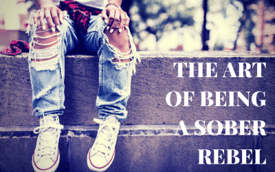 The art of being a sober rebel