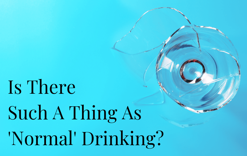 Is There Such A Thing As 'Normal' Drinking?