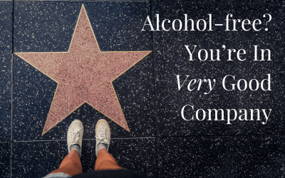 Alcohol-free? You're In Very Good Company