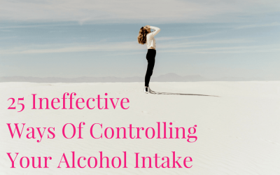25 Ineffective Ways Of Controlling Your Alcohol Intake