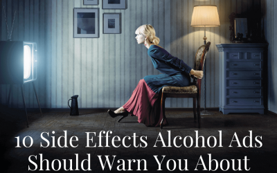 10 Side Effects Alcohol Ads Should Warn You About