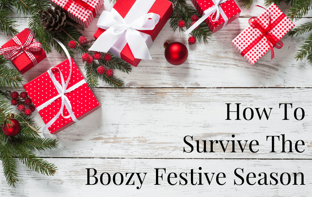 How To Survive The Boozy Festive Season