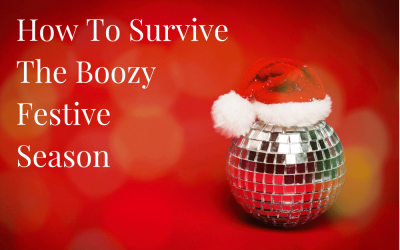 How To Survive The Boozy Festive Season
